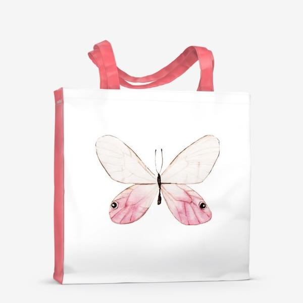 Сумка-шоппер «Тропическая бабочка»