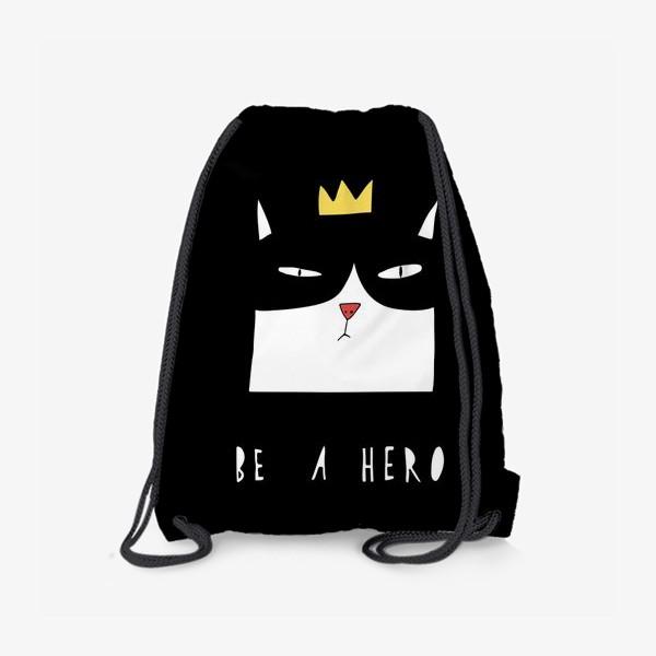 Рюкзак «Be A Hero»