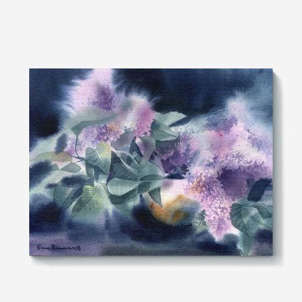 Холст «Lilac flowers»