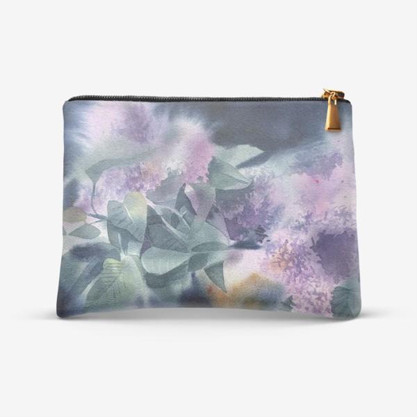 Косметичка «Lilac flowers»