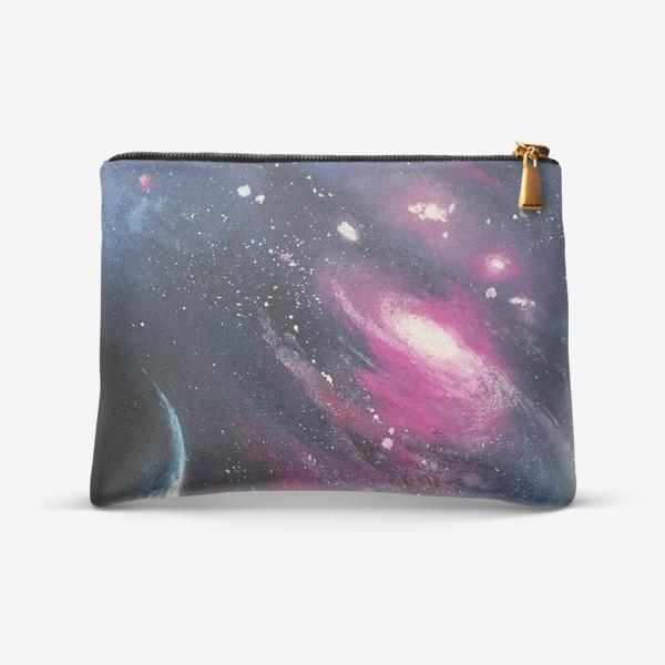 Косметичка «космос»