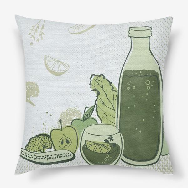 Подушка «Витаминный сок»