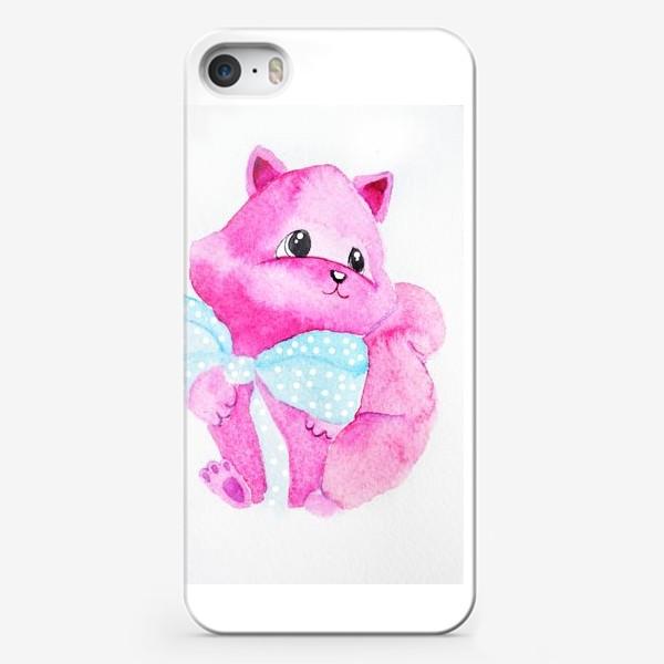 Чехол iPhone «Зверек»