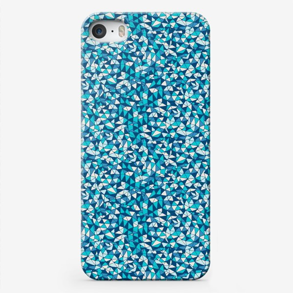 Чехол iPhone «Abstract Pattern design»