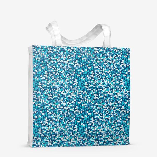 Сумка-шоппер «Abstract Pattern design»