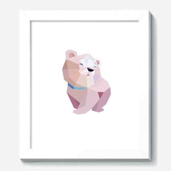 Картина «Полярный медвежонок»