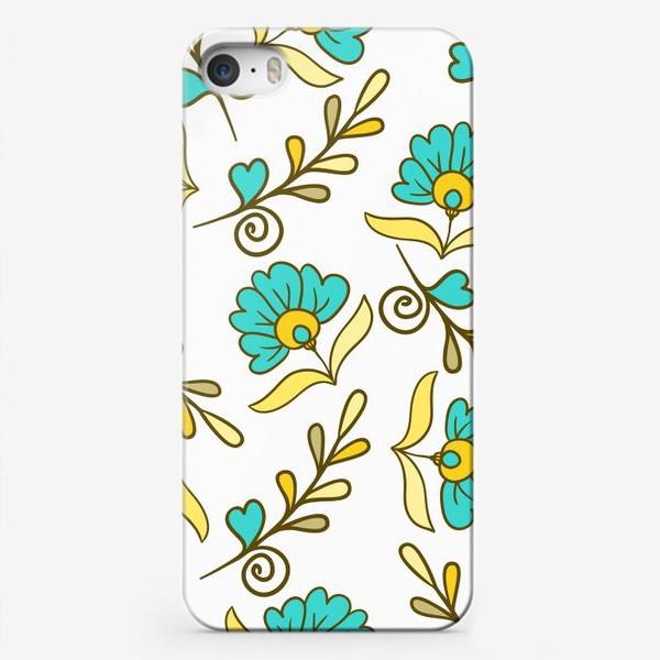 Чехол iPhone «Цветы. Сны весны»