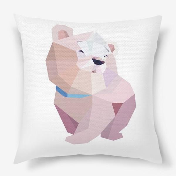 Подушка «Полярный медвежонок»