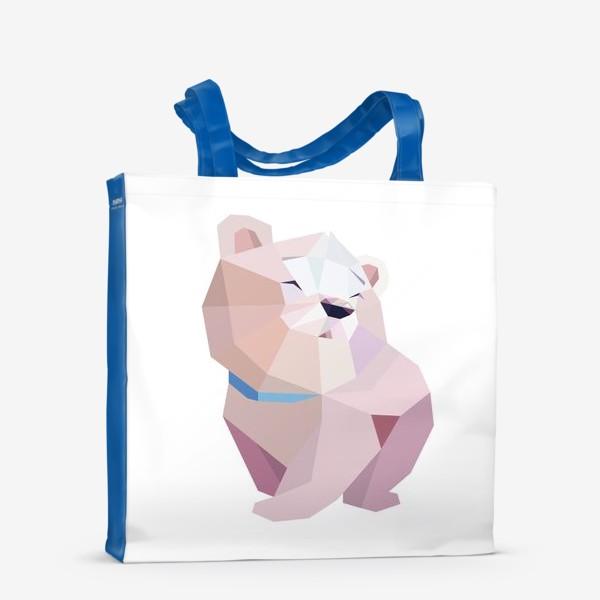 Сумка-шоппер «Полярный медвежонок»