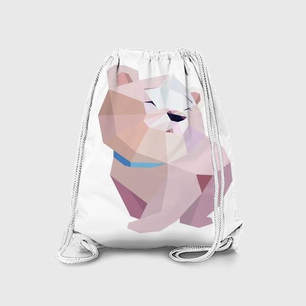 Рюкзак «Полярный медвежонок»