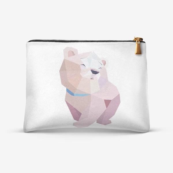 Косметичка «Полярный медвежонок»