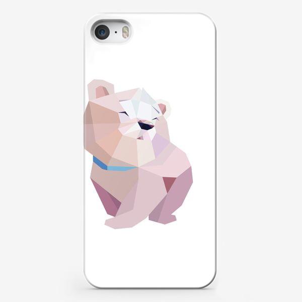Чехол iPhone «Полярный медвежонок»