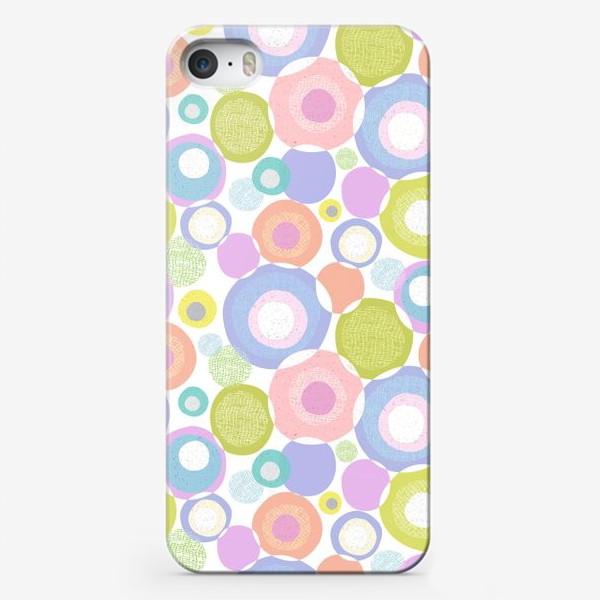 Чехол iPhone «Весёлый коллаж»