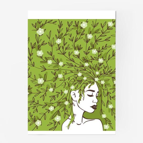 Постер «Цвети»