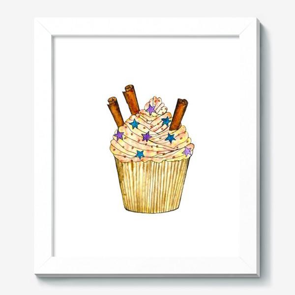Картина «Cupcake for joy»