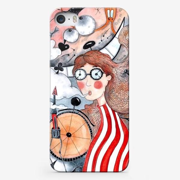Чехол iPhone «Алиса в Стране Чудес»