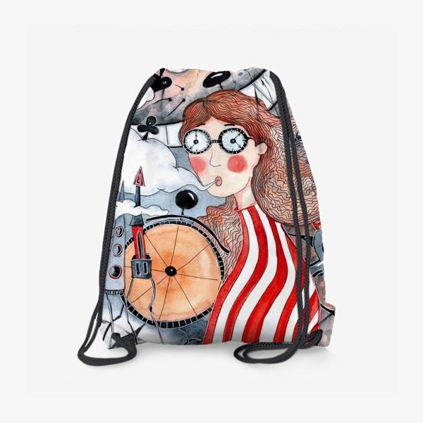 Рюкзак «Алиса в Стране Чудес»