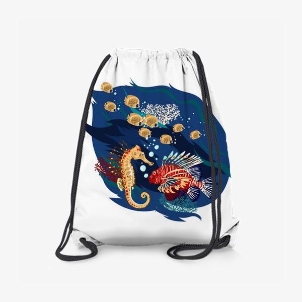 Рюкзак «Морские гады»