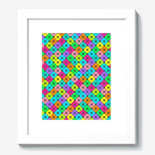 Картина «Игры в мозаику»