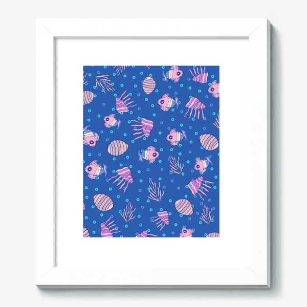 Картина «Подводный мир 2»