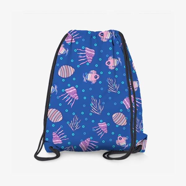 Рюкзак «Подводный мир 2»