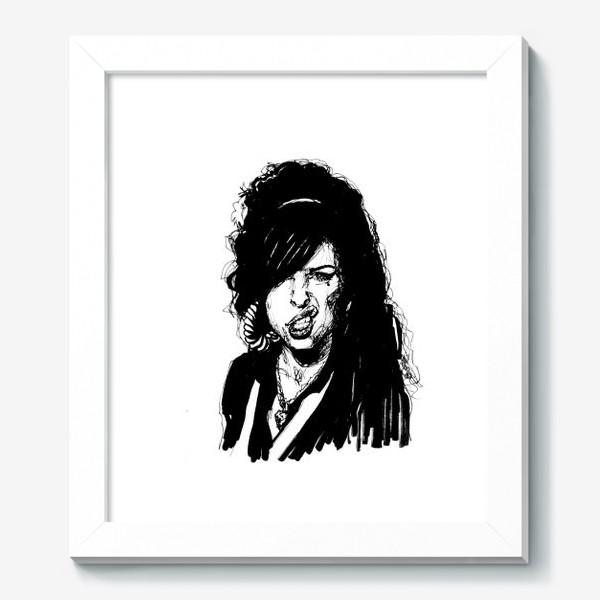 Картина «Amy  Winehouse»