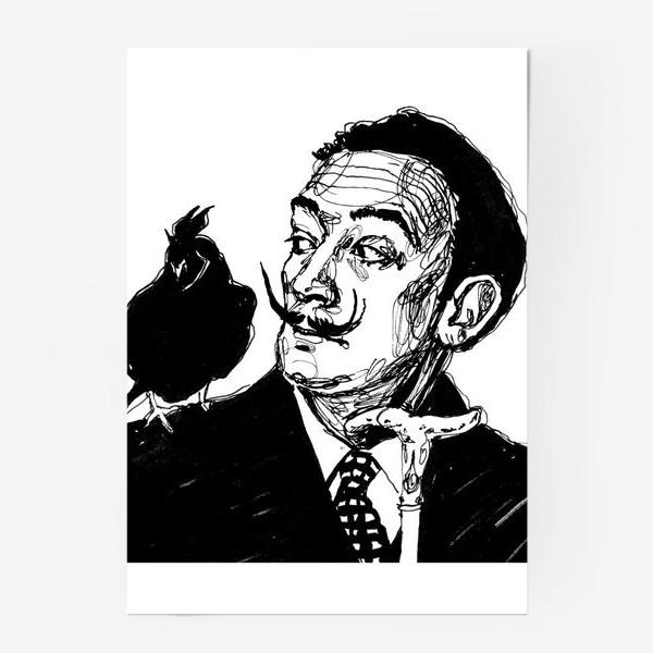 Постер «Salvador Dali»