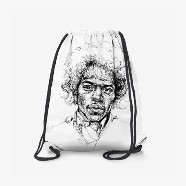 Рюкзак «Jimi Hendrix»
