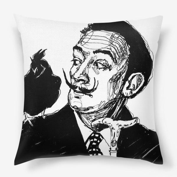 Подушка «Salvador Dali»