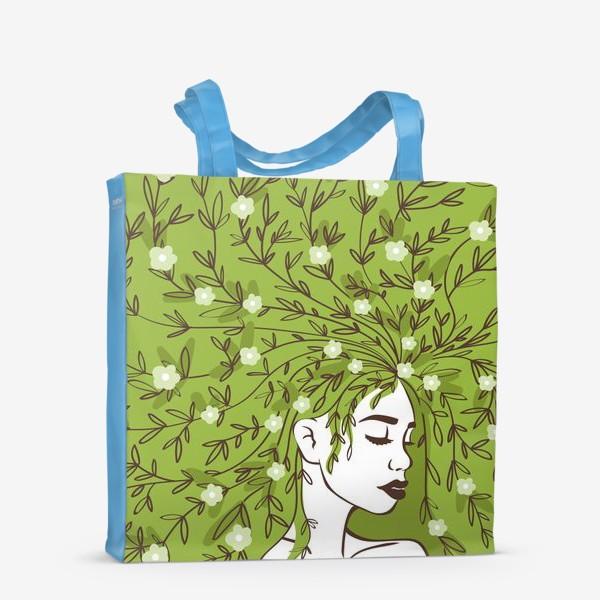 Сумка-шоппер «Цвети»