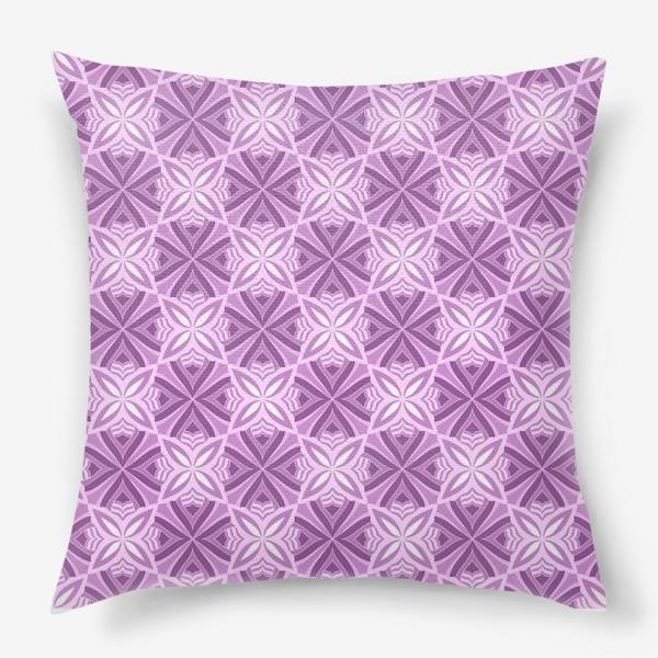 Подушка «Цветочный орнамент 2»