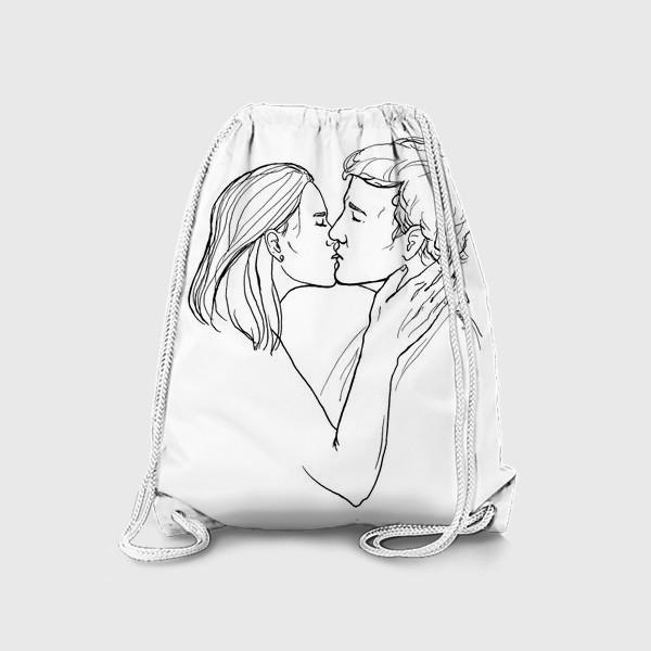 Рюкзак «Целую»