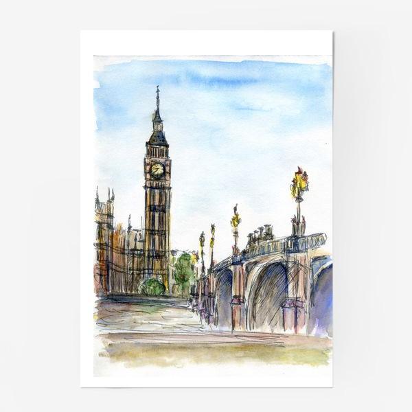 Постер «Лондон»