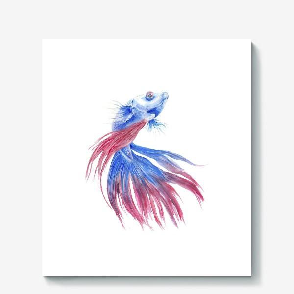 Холст «Рыба»