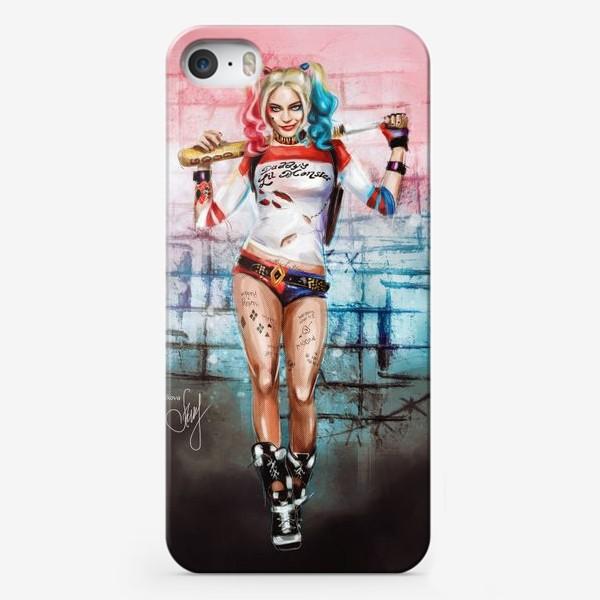 Чехол iPhone «Harley»