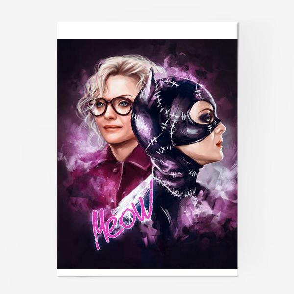 Постер «Catwoman»