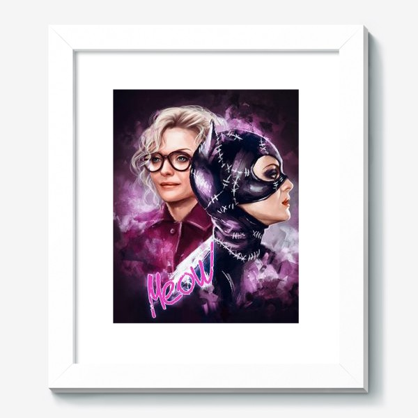 Картина «Catwoman»