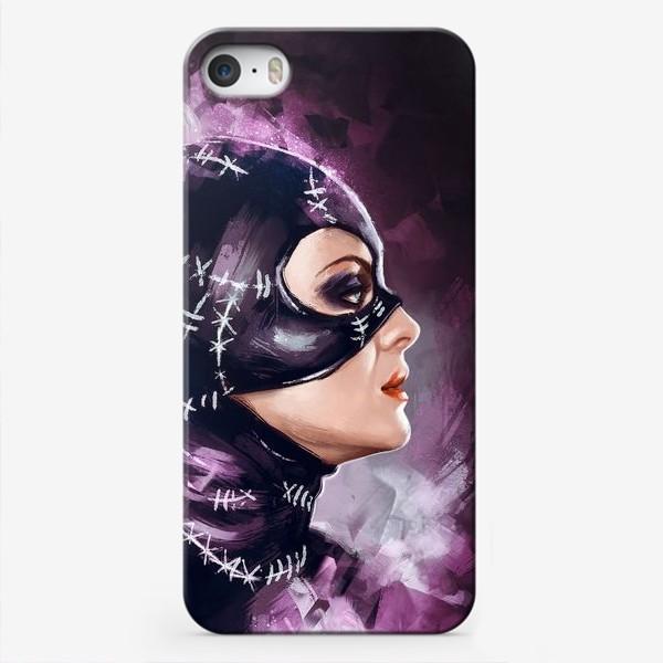 Чехол iPhone «Catwoman»