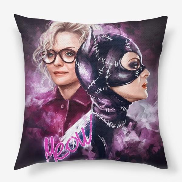 Подушка «Catwoman»