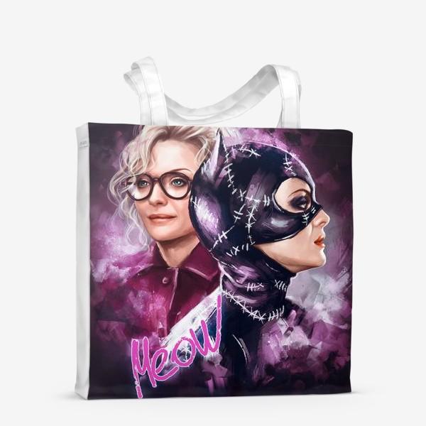 Сумка-шоппер «Catwoman»