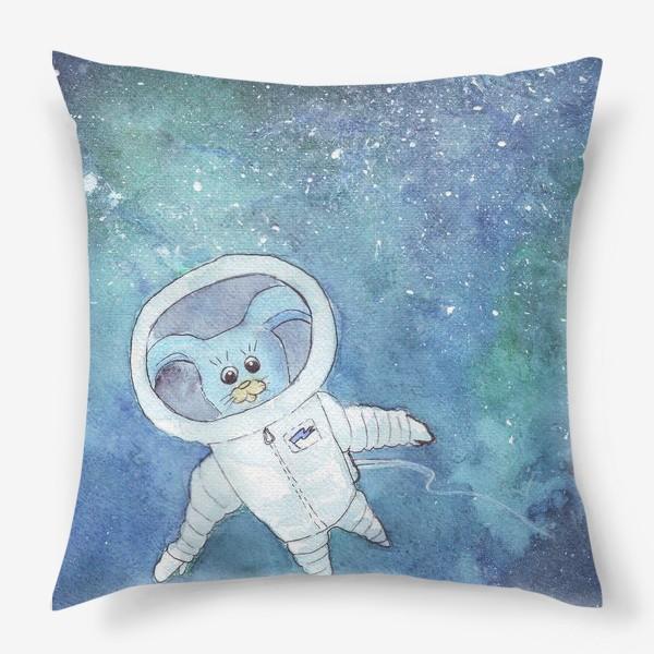 Подушка «космонавт»