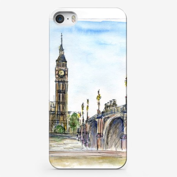 Чехол iPhone «Лондон»