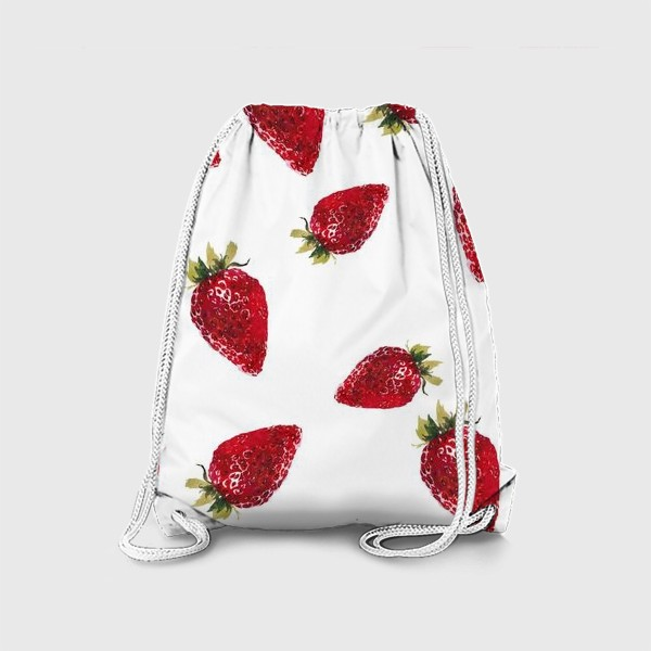Рюкзак «Клубнички»