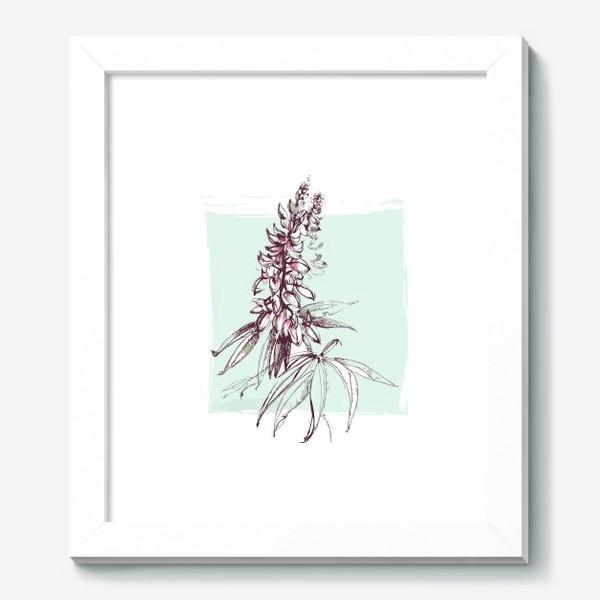 Картина «Цветочная»