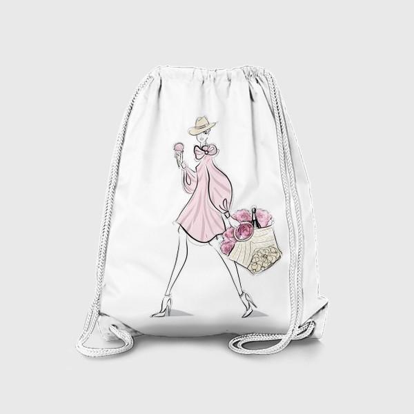 Рюкзак «летняя прогулка»