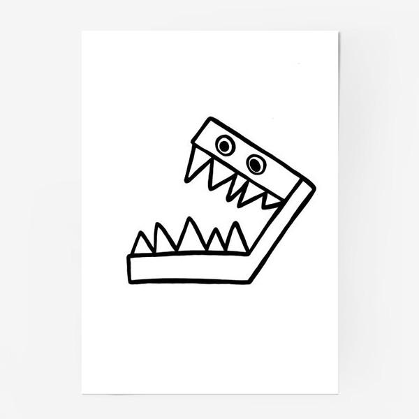 Постер «8»