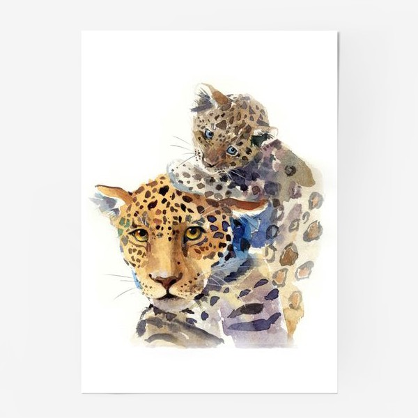 Постер «ЯГУАРЫ»