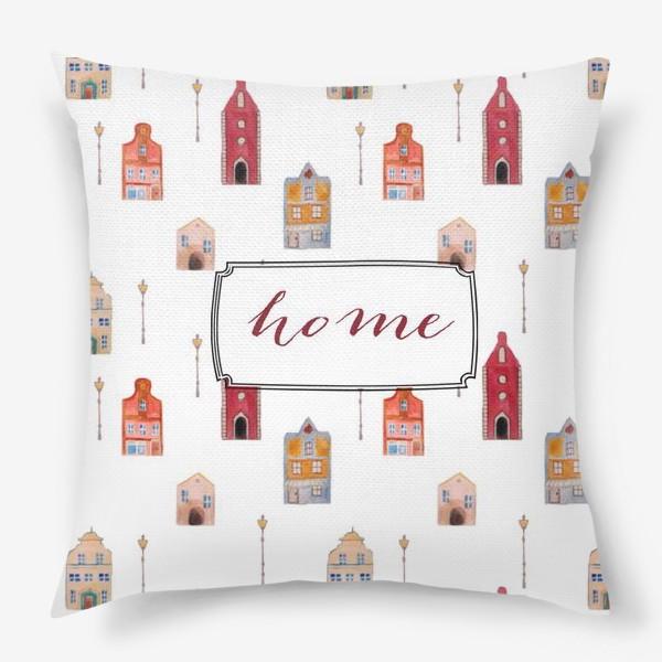 Подушка «Дом»