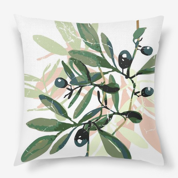 Подушка «Олива»