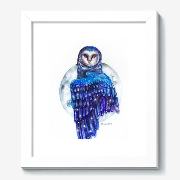 Картина «Лунная сова»